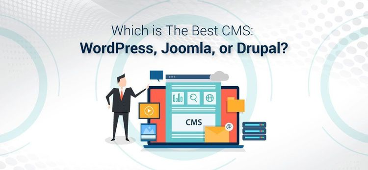 What is the Best CMS: WordPress, Joomla, or Drupal?