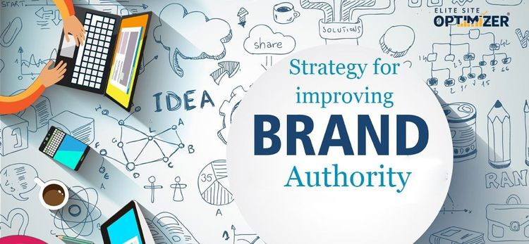 Strategy for improving Brand Authority