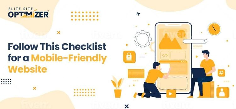 Checklist for a Mobile-Friendly Website