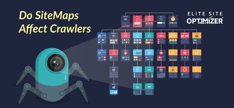 How  SiteMaps will Affect Crawlers