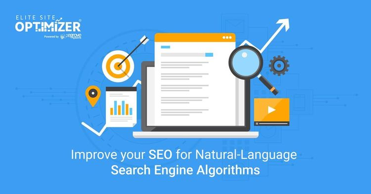 SEO for Natural Language Search Engine Algorithms