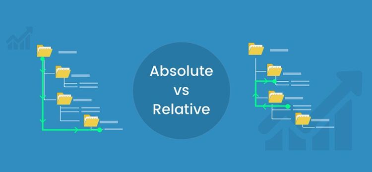 Choosing Between Relative and Absolute URLs