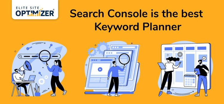 Search Console is the best Keyword Planner