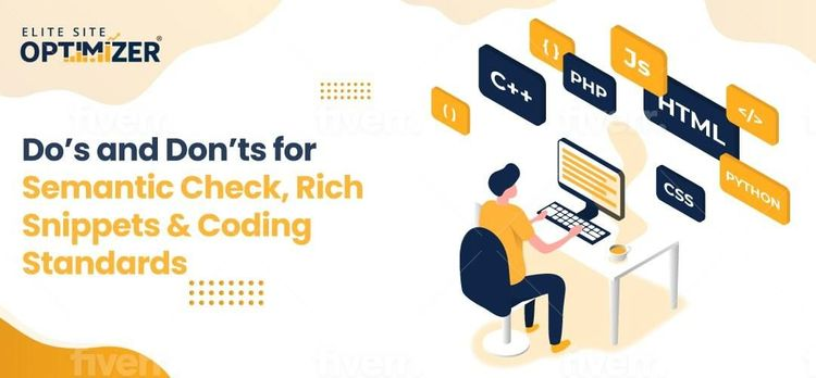 Semantic Check, Rich Snippets, & Coding Standards