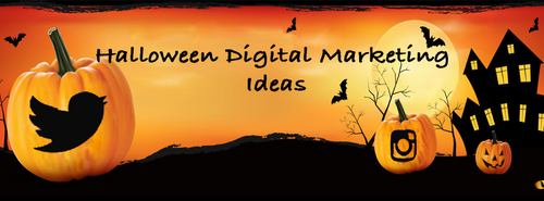 4 Halloween digital marketing ideas to bring all the trick-or-treaters to your online yard