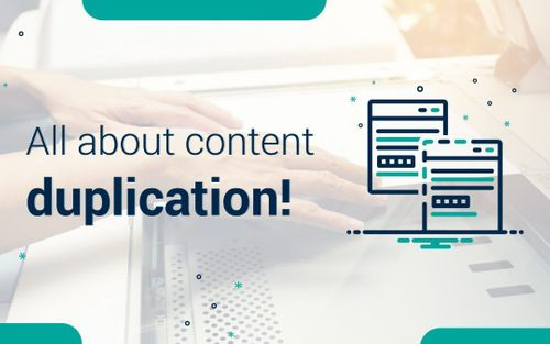 All About Content Duplication!