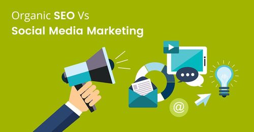 Organic SEO vs. Social Media Marketing